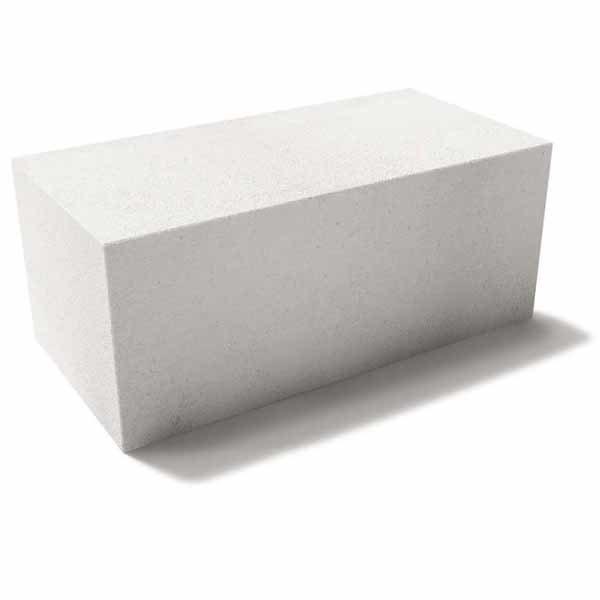 Газобетонный блок ГРАС D500. Стеновой блок.